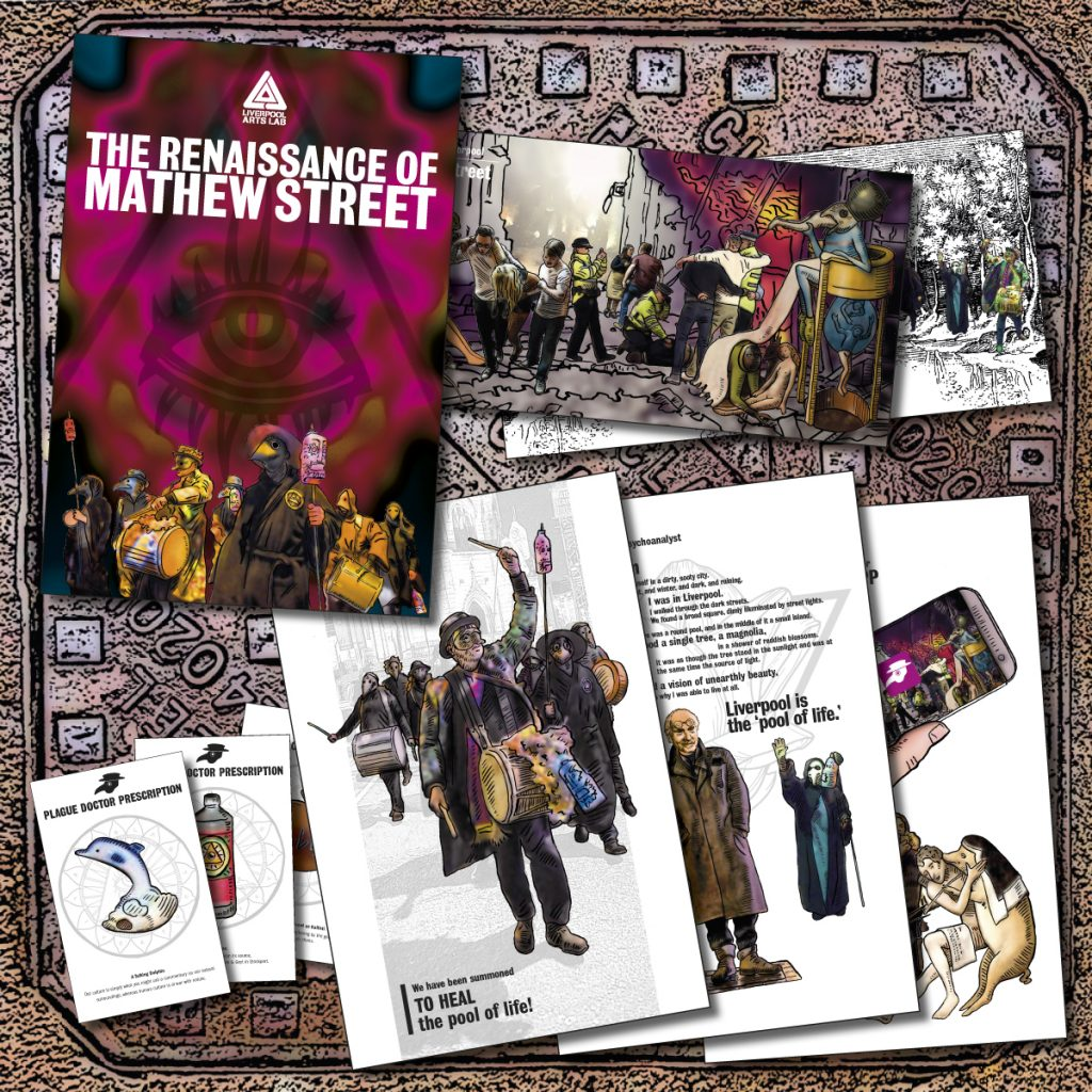 The Renaissance Of Mathew Street