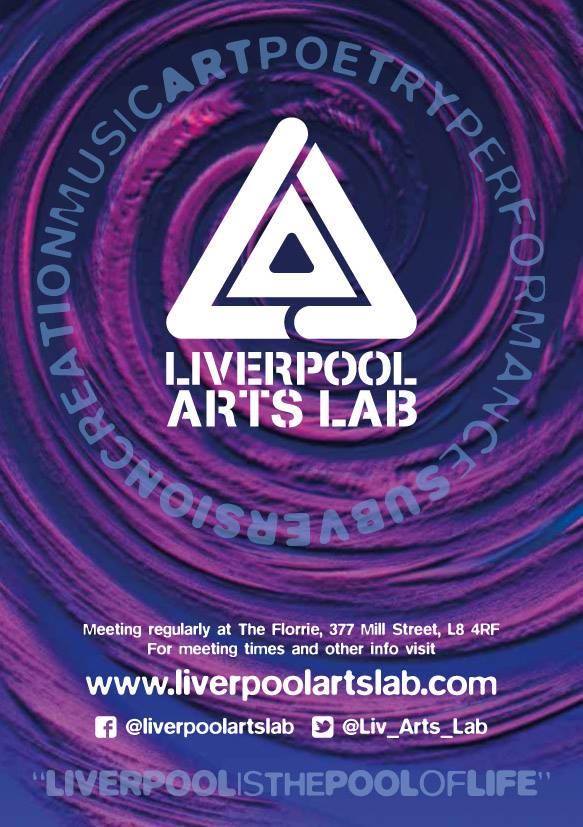 Arts Lab Flyer